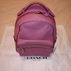 Coach BR Campus Leather Backpack